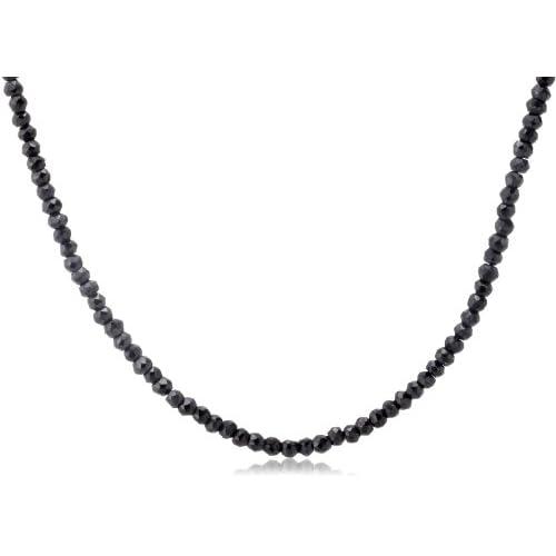 [ララクリスティー] LARA Christie ネックレス ブラックスピネル P5059