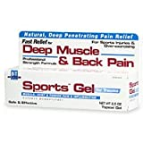 Boericke & Tafel Sports Pain Relief Gel 75 ml