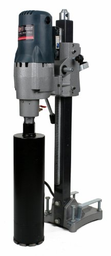 Discover Bargain SDT 185 8 Concrete Hole Boring Rig Wet & Dry Core Drill Stand with Water Valve fit...