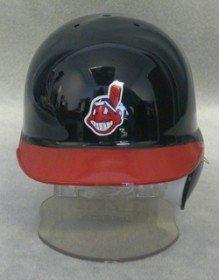 Cleveland Indians Mini Batting Helmet by WSB