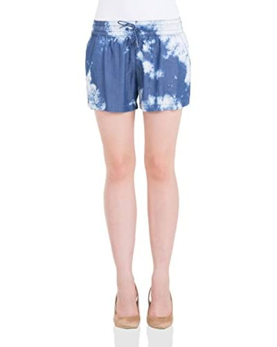 BIG STAR Shorts Julietta_Shorts blau/weiß