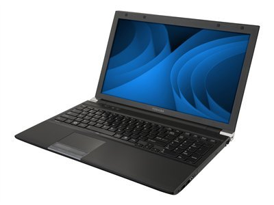 Toshiba PT530U-03W017 Tecra R950 - Core i7 3520M / 2.9 GHz - Windows 7 Ultimate (32/64 bits) - 8 GB RAM - 128 GB SSD - DVD SuperMulti - 15.6 inch all the way 1366 x 768 / HD - AMD Radeon HD 7570M - graphite vile metallic with line pattern