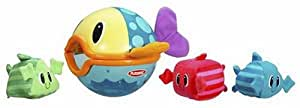 Hasbro Playskool Let's Play Together Fill 'N Spill Fish
