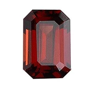 3.30-4.10 Cts of 10x8 Mm Emerald Loose Garnet (1 Pc) Gemstone