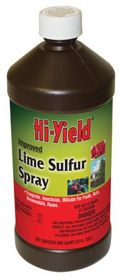 Voluntary Purchasing Group Fertilome 32190 Lime Sulphur Spray, 32-Ounce