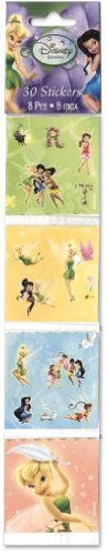 Tinkerbell Square Stickers - 1