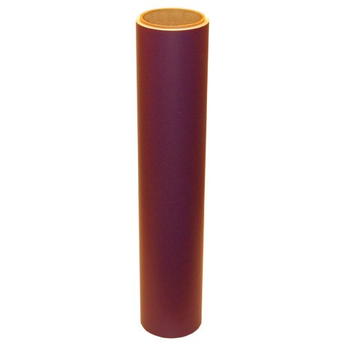 Vinyl Oasis Craft & Hobby Vinyl - Matte Purple W/ Removable Adhesive - 12 In. X 10 Ft. Roll front-891730