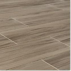 "Kaska - Porcelain Tile Aztec Series Grey (6"" x 24"") - Ceramic Tiles ..."