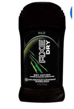 Axe Kilo アックスキロドライ制汗デオドラント 76g 並行輸入品