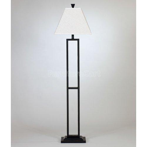 Amazon DEIDRA BLACK FLOOR LAMP by Ashley Furniture