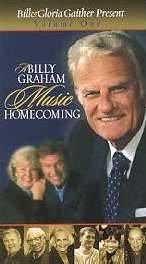 Billy Graham Music Homecoming 1 [DVD] [2001] [Region 1] [US Import] [NTSC]