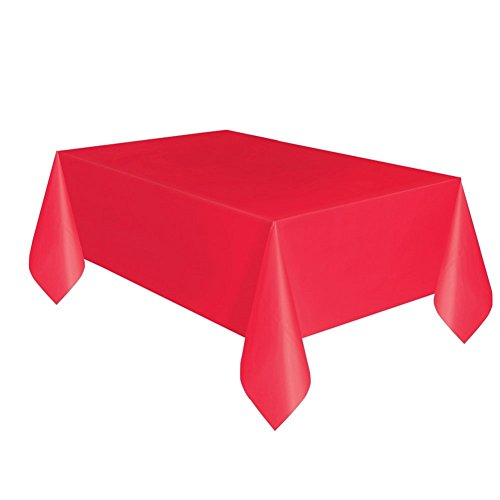 Plastic Tablecloth, 108