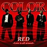 RED‾Love is all around‾(DVD付)