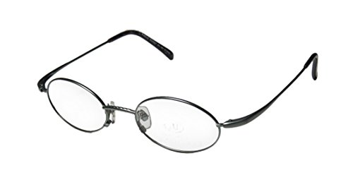 New & Season & Genuine - Brand: Paolo Gucci Style/model: 7439 Gender: Mens/Womens Rxable Premium Quality Oval Full-rim Eyeglasses/Eyeglass Frame (47-20-140, Grayish Green) (Gucci Hair Brush compare prices)