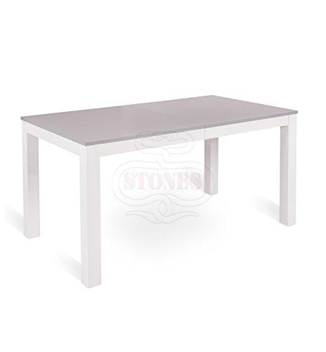 Tavolo allungabile Big 156 grigio