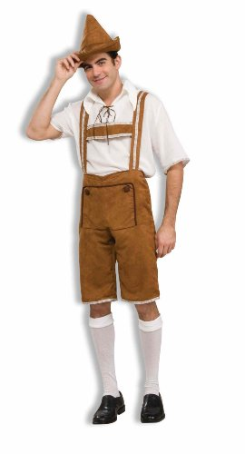 Men's Hansel Costume