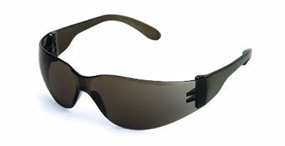 Sellstrom 70721 X300 Protective Eyewear, Smoke Lens, Smoke Frame (Pack of 12)