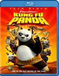 Cover art for  Kung Fu Panda (+ BD-Live) [Blu-ray]