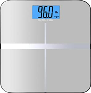 BalanceFrom High Accuracy Premium Digital Bathroom Scale with 3.6