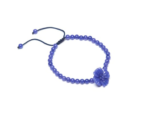 Lola Rose 'Claudette' True Blue Quartzite Bracelet