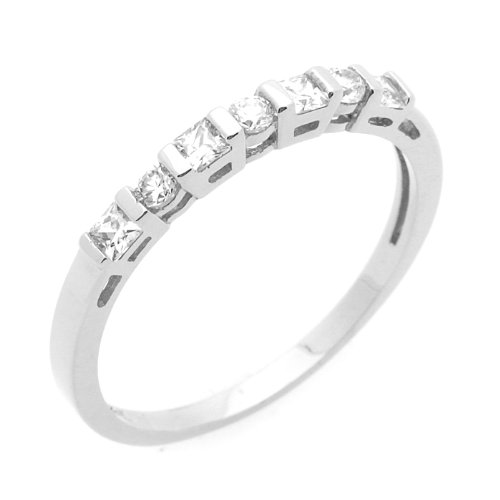 wedding bands discount 14k engagement ring 0 4ctw cz