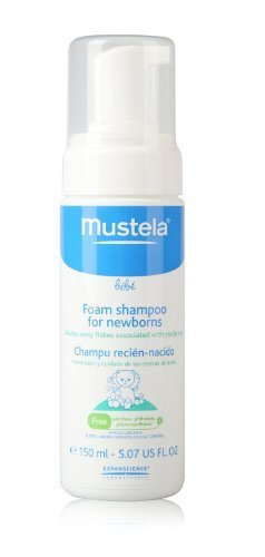 Mustela Foam Shampoo For Newborns - 5.07 Oz. Personal Healthcare / Health Care