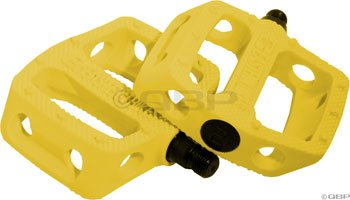 Eastern CFR Plastic Pedal Yellow