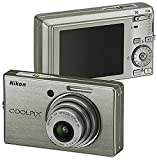 31WSpEL4v8L. SL160  Nikon S510 Nikon Coolpix S510 8.1MP 3X Opt Zoom 2.5 inch LCD USA Nikon Coolpix Digital Camera