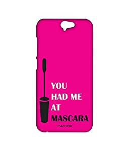You had me at Mascara - Sublime Case for HTC One A9