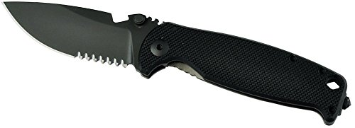 DPx Gear Hest F2 Triple Gray Knife