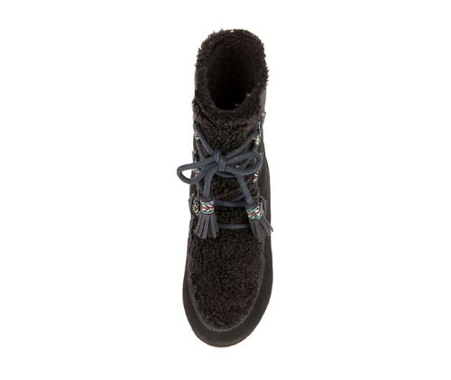 Gretel Wool Boots ecological footprinting