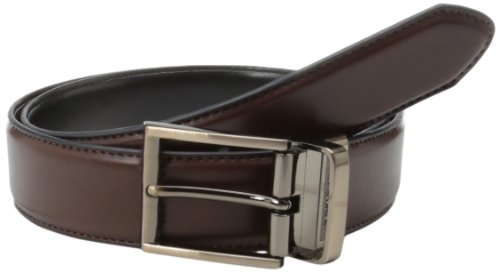 kenneth-cole-reaction-mens-reversible-belt-with-gunmetal-buckle-brown-black-36