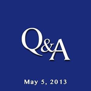 C-SPAN Q & A: David Stockman   [Brian Lamb]