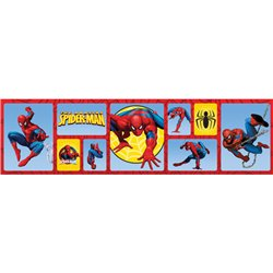 Sandylion Spiderman Wall Border
