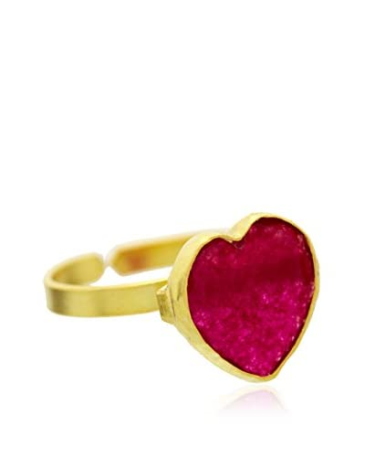 Córdoba Jewels Anello Love Rosa