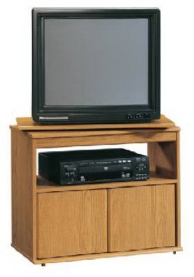 Buy Low Price Sauder #400513 Oak TV Stand/Swivel (B000JFBCE4)