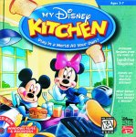 My Disney Kitchen (Jewel Case)