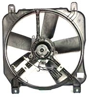 TYC 600190 Buick LeSabre Replacement Radiator Cooling Fan Assembly by TYC