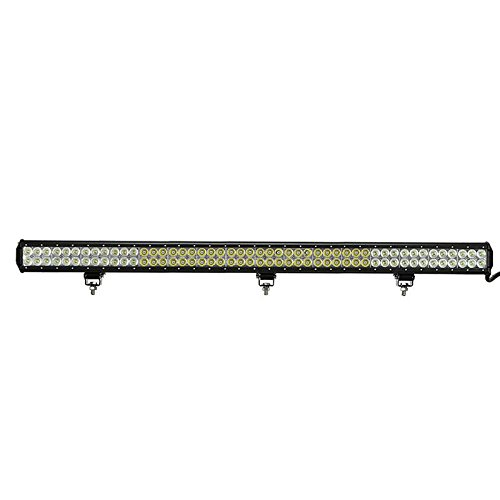 "42"" 288W Cree Led Light Bar 96Pcs 3W Cree Chips Combo Spot Flood 10-30Volt Dc Work Light For Trucks Off-Road Vehicles 4X4 4Wd Pickup Suv"