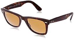 Ray-Ban Wayfarer Sunglasses (Tortoise) (RB2140|902/57|50)
