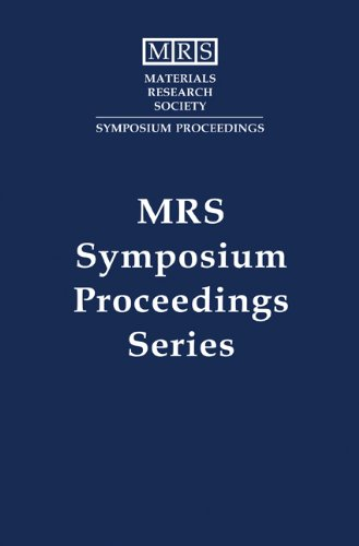 Growth, Processing, and Characterization of Semiconductor Heterostructures: Volume 326 (MRS Proceedings)