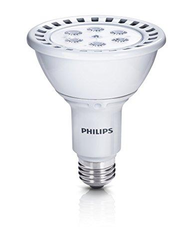 Led Light Bulb Daylight: Philips 434992 10.5-watt Indoor PAR30 Dimmable LED Light