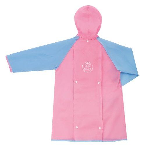 OGK W 食品雨外套 100 西隧-001 粉红色