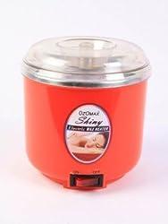 Ozomax Shiny Plain Wax Heater
