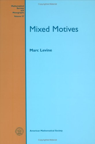 Mixed Motives
