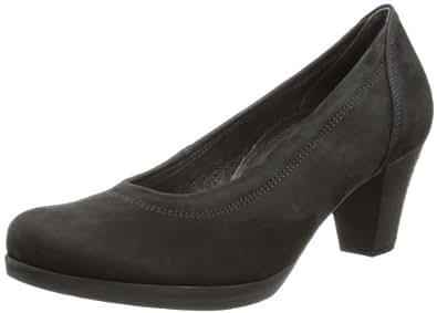 Gabor Shoes Gabor Comfort 82.080.47 Damen Pumps, Schwarz (schwarz), EU 37.5 (UK 4.5) (US 7)