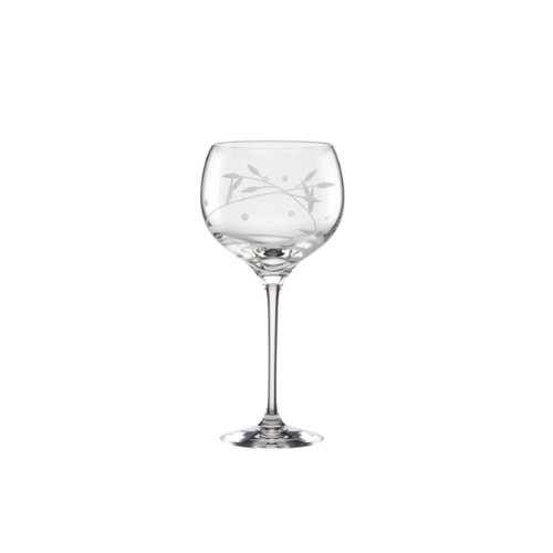 Lenox opal innocence signature crystal balloon wine glass food beverages tobacco beverages blush - Lenox colored wine glasses ...