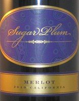 Sugar Plum Merlot 750Ml