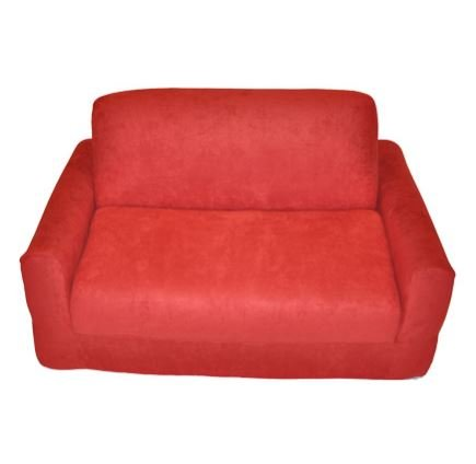 Fun Furnishings Micro Suede Sofa Sleeper MPN: