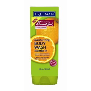 Freeman Moisturizing Body Wash Mandarin (150ml)